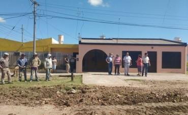 CALLES REPARADAS Y VECINOS AGRADECIDOS