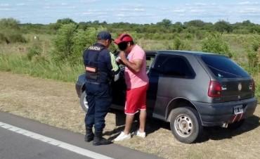 CONDUCÍA BORRACHO, SE LABRO UN ACTA DE INFRACCIÓN Y SE NEGÓ A FIRMARLO