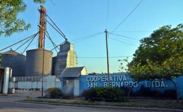 LA COOPERATIVA AGRICOLA DE SAN BERNARDO CIERRA UN AÑO COMPLICADO,  CRITICO Y CON INCERTIDUMBRE HACIA EL FUTURO