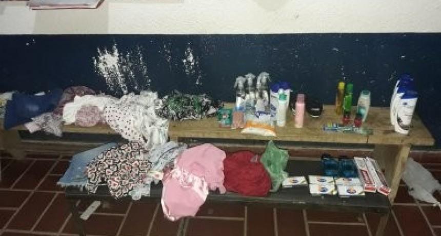 DU GRATY: ATRAPAN A MECHERAS CON LOS PRODUCTOS SUSTRAIDOS
