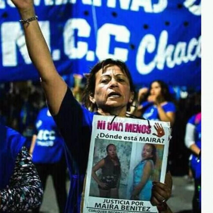 A DOS AÑOS DE LA DESAPARICIÓN DE MAIRA BENITEZ SU MAMÁ ESCRIBIÓ UNA CARTA