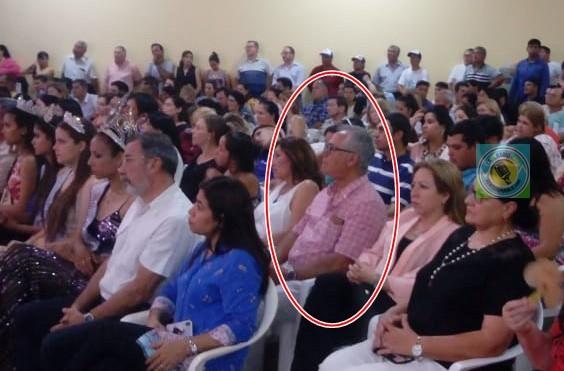 MALOS PERDEDORES, UN SOLO PRECANDIDATO ASISTIÓ AL ACTO DE ASUNCIÓN DE NUEVAS AUTORIDADES