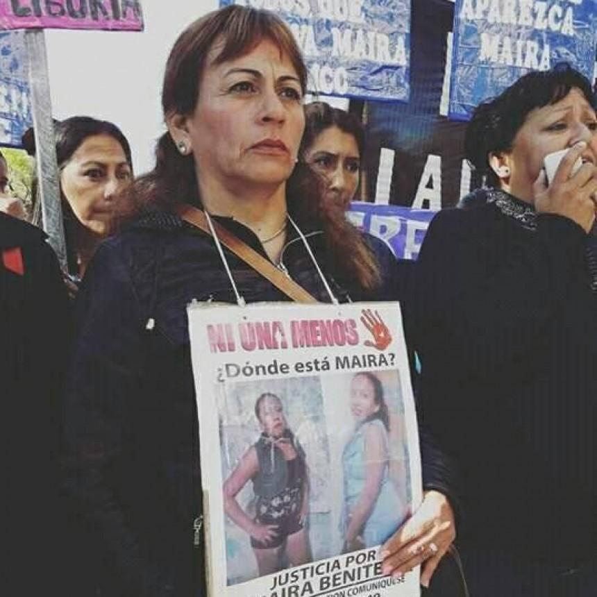 LA MAMÁ DE MAIRA TIENE DUDAS Y PEDIRÁ UN SEGUNDO EXAMEN FORENSE EN OTRO CENTRO ANTROPOLÓGICO