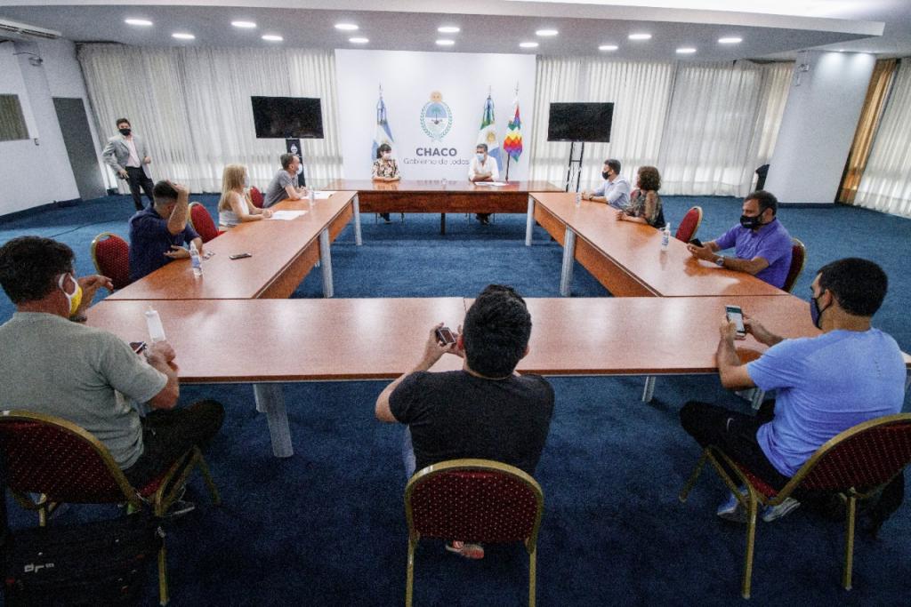EL GOBIERNO AMPLIARÁ EL CEF N° 1 PARA MEJORAR LA OFERTA EDUCATIVA Y APUNTALAR EL DEPORTE DE ALTO RENDIMIENTO