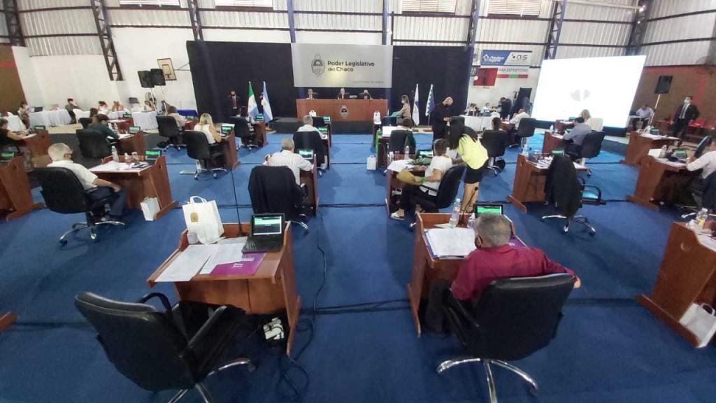 La Legislatura sancionó el Presupuesto Provincial 2021