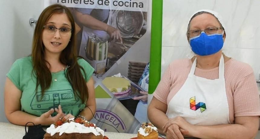 EL MUNICIPIO RETOMÓ LOS TALLERES DE COCINA PARA CELÍACOS, IMPLEMENTANDO LA MODALIDAD VIRTUAL
